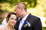 Svatební fotografie - Jana a František