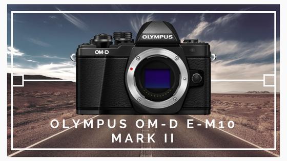 Olympus OM-D E-M10 Mark II - Nejlepší cestovní fotoaparáty 2017 - Martin Šístek fotograf