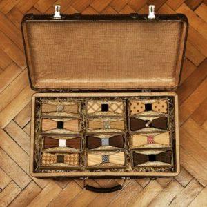 Dřevěné brože BeWooden