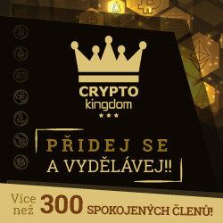 Recenze Crypto kingdom - Martin Šístek kryptoměny