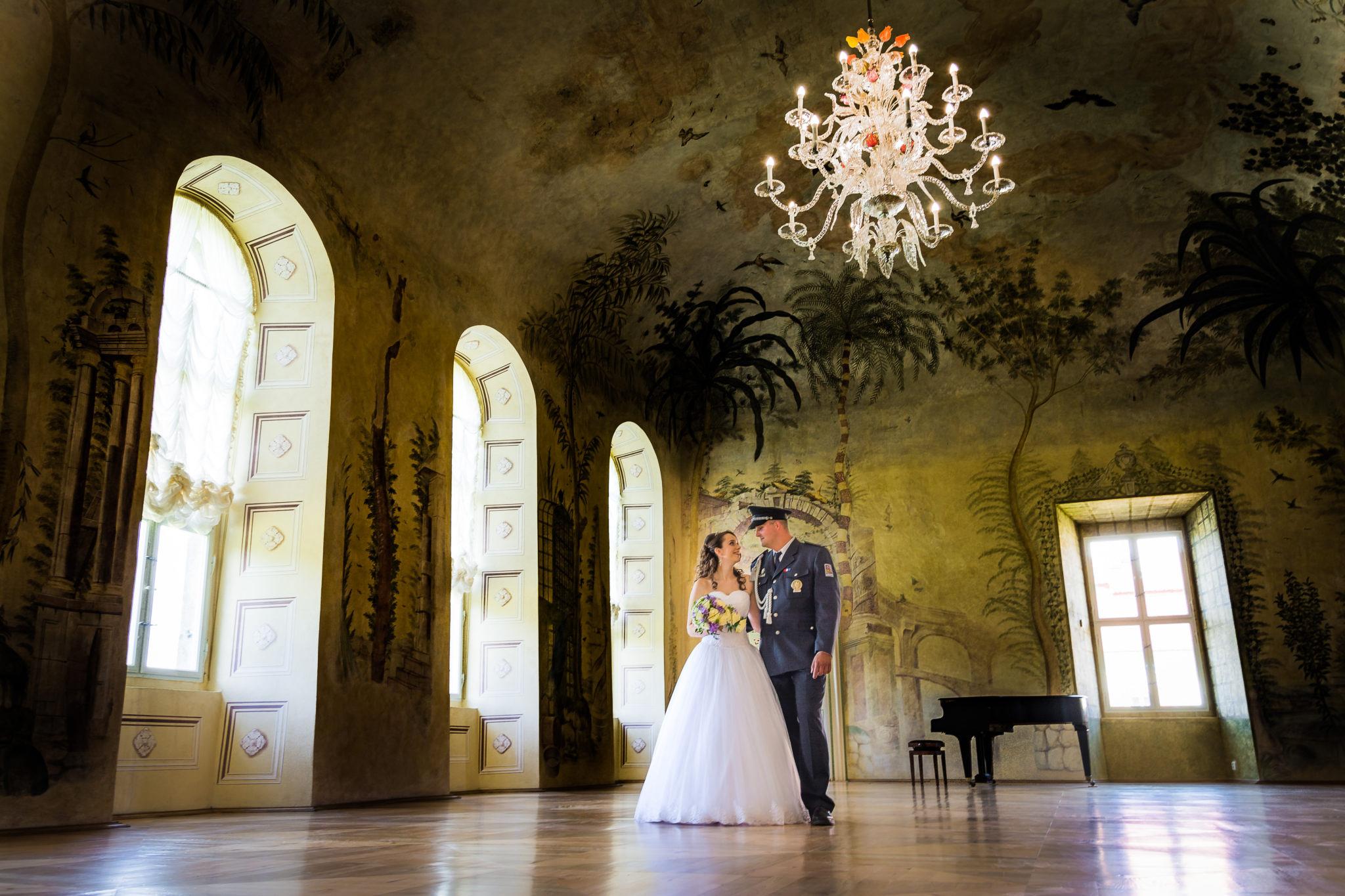 Svatební fotografie, Martin Šístek