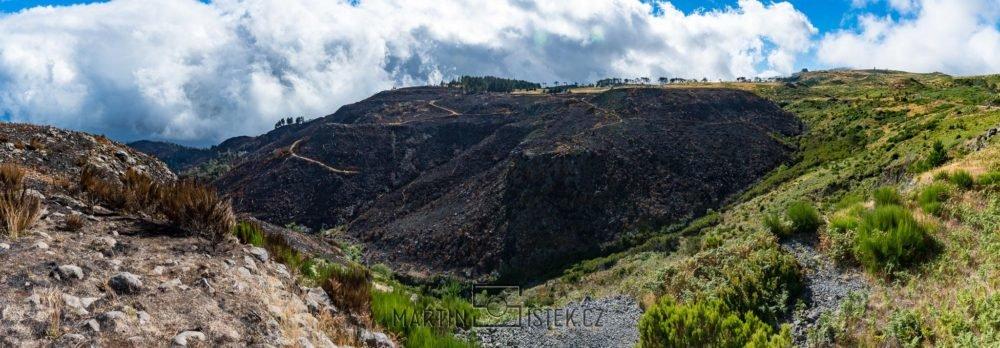 Důsledky požáru na ostrově Madeira