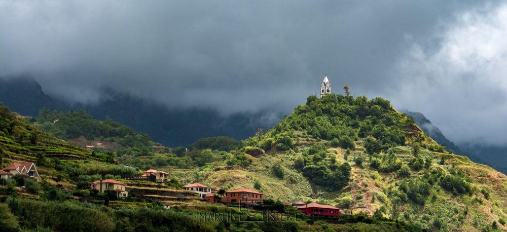 Čast vesničky Sao Jorge