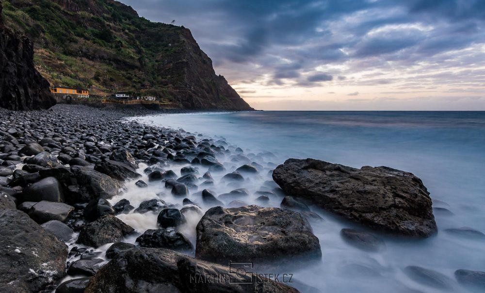 Severní pobřeží ostrova Madeira