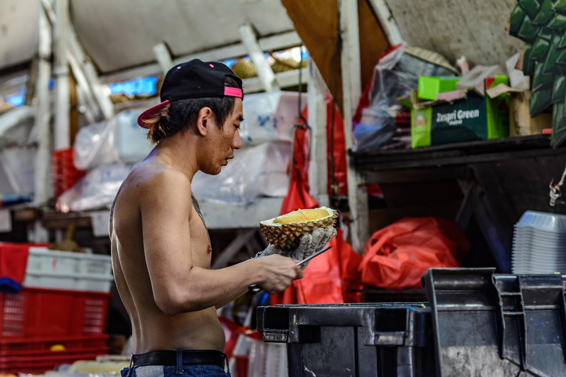 Durian - Malajsie cestopis, Martin Šístek