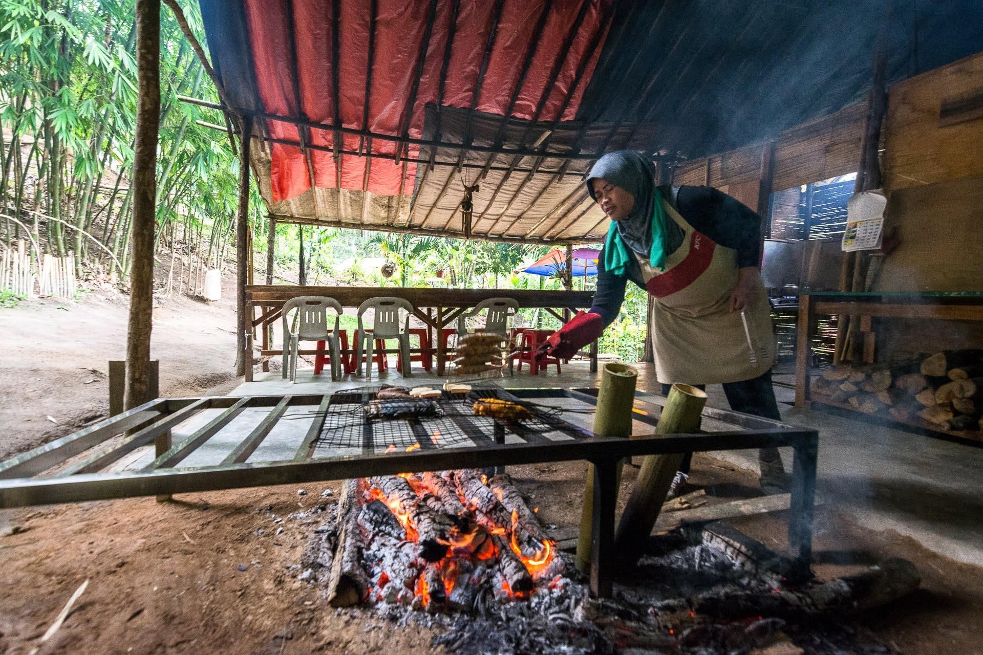 Jídlo v Malajsii - Malajsie cestopis, Martin Šístek