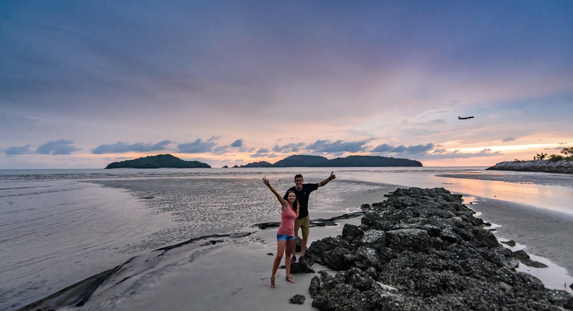Ostrov Langkawi - Malajsie cestopis, Martin Šístek