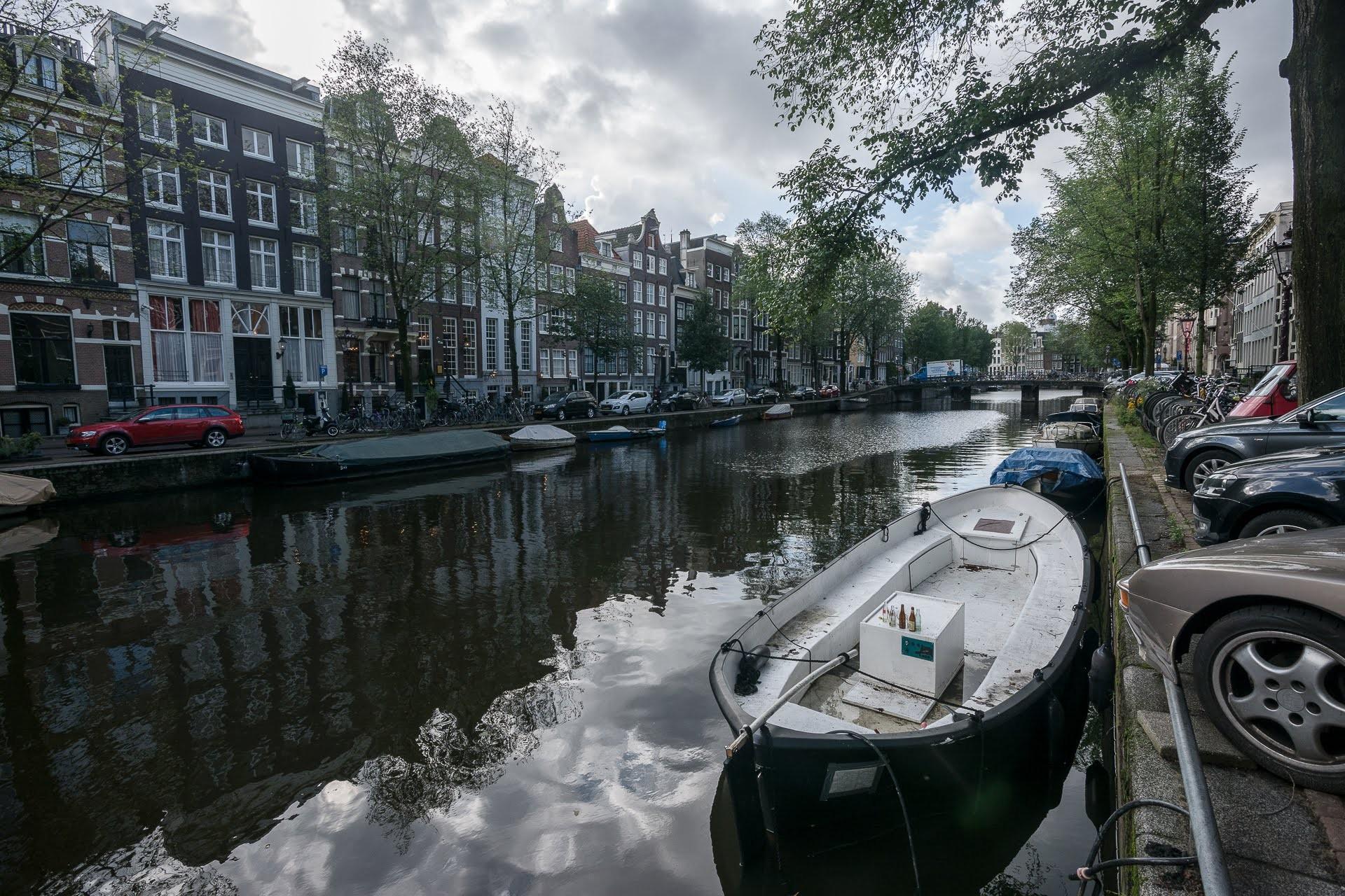 Amsterdam - Malajsie cestopis, Martin Šístek