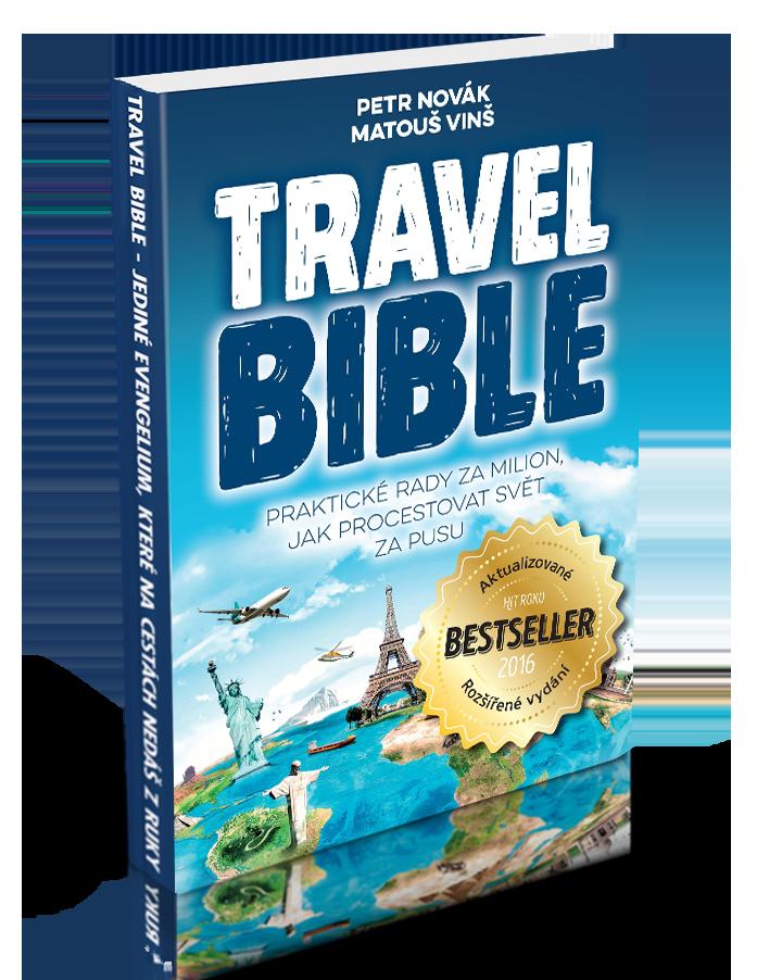 Travel Bible – nezbytnost pro každého cestovatele