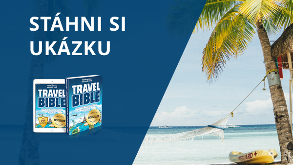 Travel bible ukázka zdarma - Martin Šístek