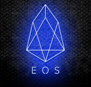 Kryptoměna EOS - Martin Šístek