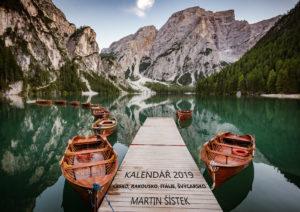 Kalendář 2019 - Martin Šístek