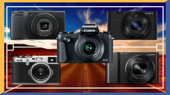 Nejlepší kompaktní fotoaparáty 2019