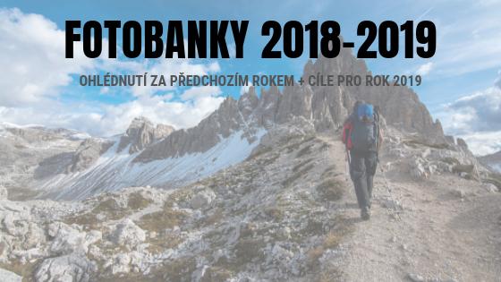 Fotobanky v roce 2018/2019 (update portfolia)