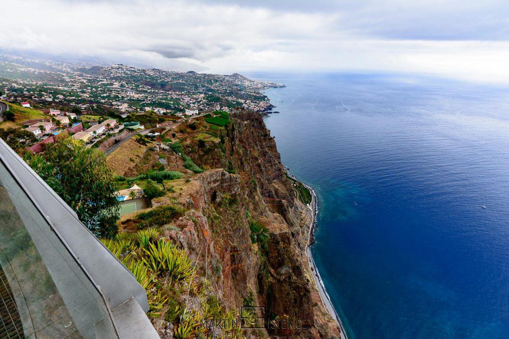Vyhlídka Cabo Girao