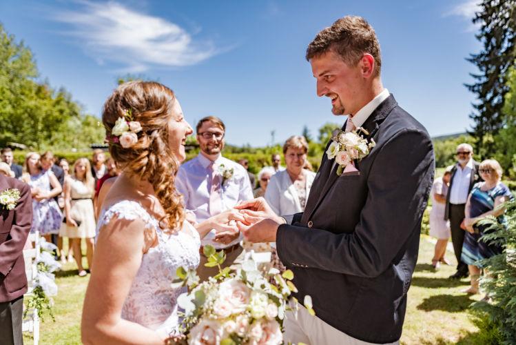 Svatební fotografie - Pavel a Martina | Martin Šístek - fotograf