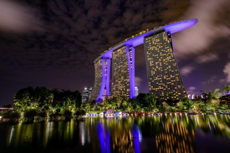 Marina Bay Sands - Malajsie cestopis, Martin Šístek