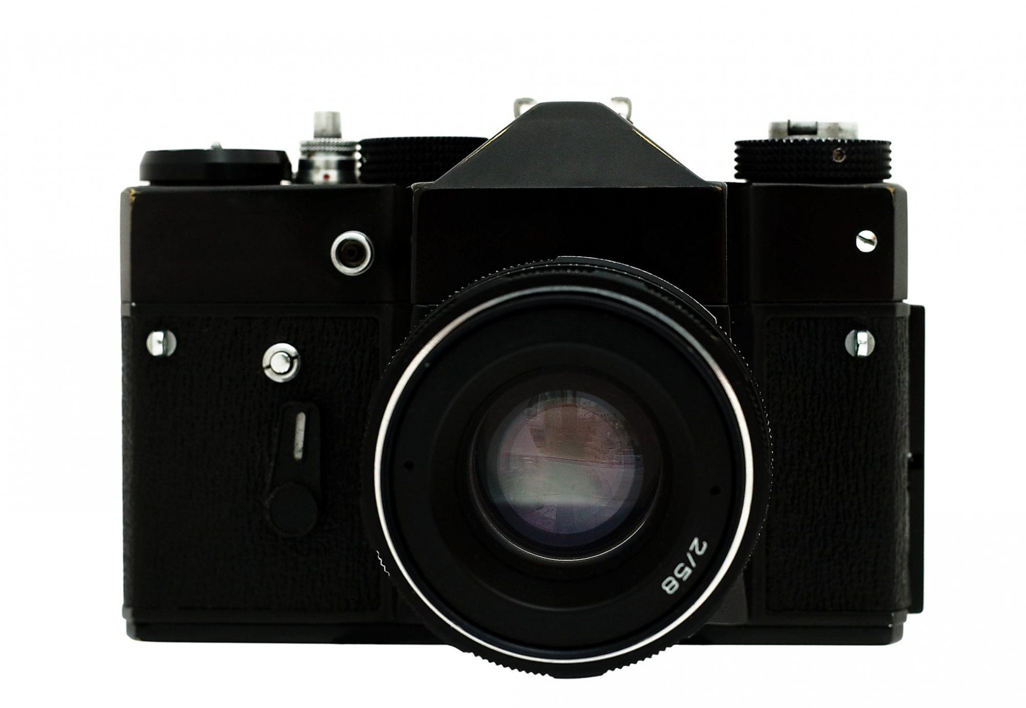 Tipy pro nákup fototechniky z druhé ruky
